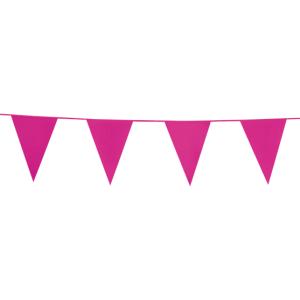 Vlaggenlijn hot pink