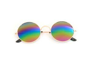 John Lennon bril rainbow