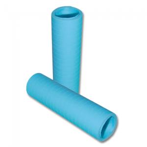 Serpetine 20x4m brandvertragend baby blauw