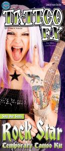 Tattoo rockstar