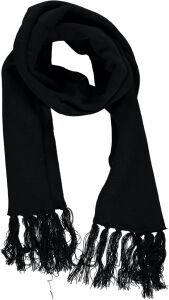 Sjaal Zwart apollo