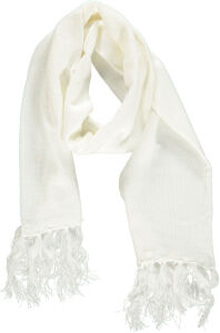 Sjaal Wit Apollo