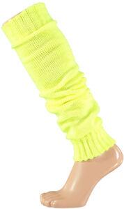 Beenwarmers fluor geel