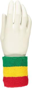Polsband Rood-Geel-Groen (2st)