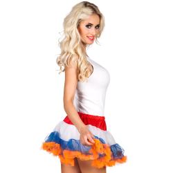 Petticoat Nederlandse vlag - oranje