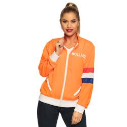 Trainingsjasje Holland Oranje voor Dames