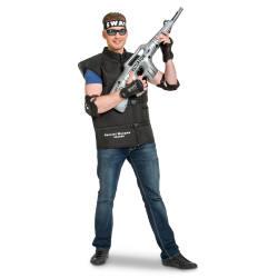 SWAT Kostuum Heren 3-delig