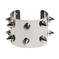 Armband Rider Spike's Punk - metaal