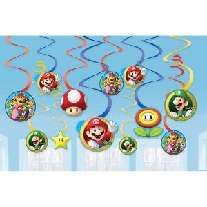 Hangdecoraties Super Mario