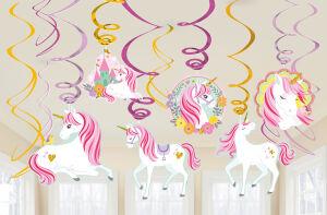 Hangdecoraties Unicorn
