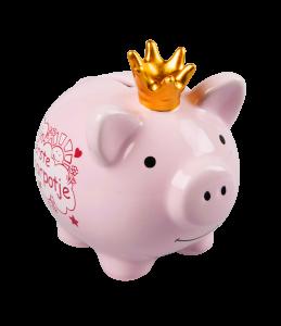Piggy bank - Girl spaarpot
