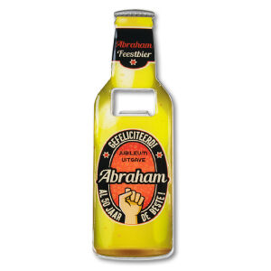 Bieropeners - Abraham