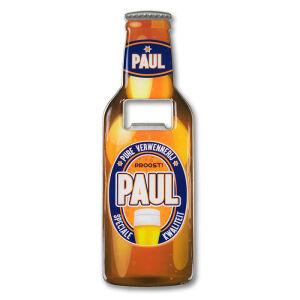 Bieropeners - Paul