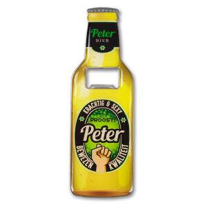 Bieropeners - Peter