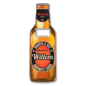 Bieropeners - Willem