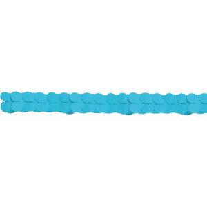 Garlander slinger papier baby blauw