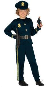 Police kostuum voor kinderen