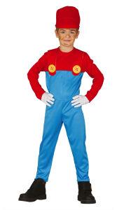 Monteur kostuum voor kinderen