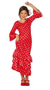 Spaanse senorita jurk voor meisjes