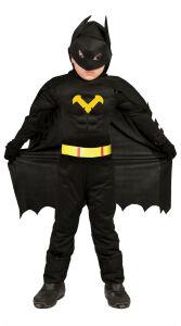 Batman kostuum voor kinderen