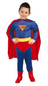 Superman kostuum voor kinderen