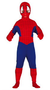 Spiderman kostuum voor kinderen