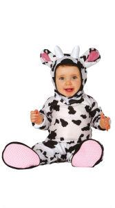 Koe kostuum voor baby's