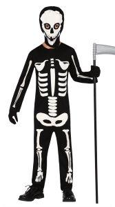 Skeleton - Kostuum voor Kinderen