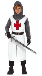 Middeleeuwse ridder kostuum voor kinderen