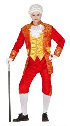 Rode Markies kostuum voor heren