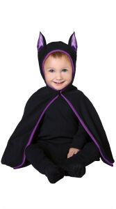 Kleine vleermuis kostuum voor baby's
