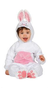 Bunny kostuum voor baby's
