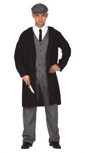 Ganster Kostuum Heren - 1920
