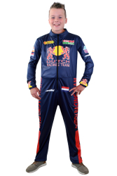 Formule 1 race overall jongens
