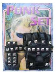 Punk Set 3-delig