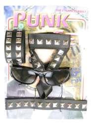 Punk Set 4-delig