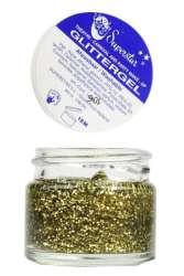Gel Superstar voor huid & haar - glittergoud - 15 ml