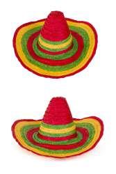 Sombrero mexico populaire multi one size