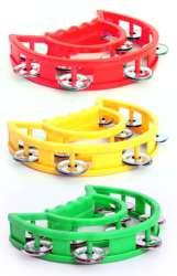 Tamboerijnen rood/geel/groen assortie