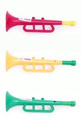 Trompet assorti - 22x6,5cm.
