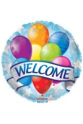Folie ballon - Welcome