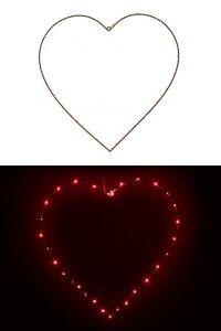 Raam/deur cirkel ø 35 cm verlicht hart