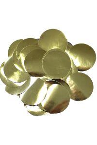 Folie confetti goud