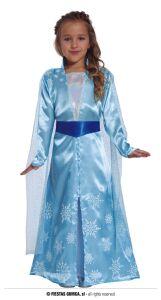 Prinses Elza ijsjurk voor kinderen