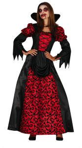 Vampiress - Dames kostuum