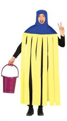 Dweil mop fun kostuum