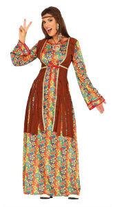 Hippie - Dames kostuum