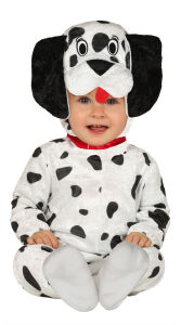 Dalmatiër baby kostuum