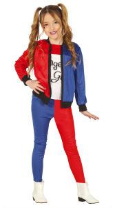 Harley Quinn kostuum voor kinderen