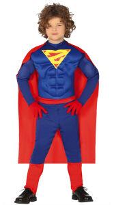 Superhero kostuum voor kinderen